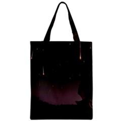 The Fallen Zipper Classic Tote Bags