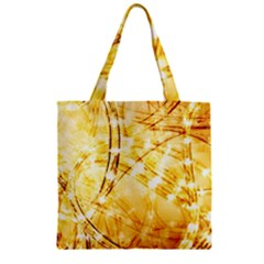 Light Speed Zipper Grocery Tote Bags