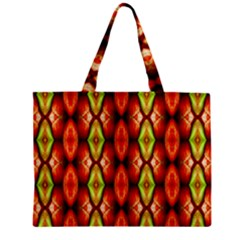 Melons Pattern Abstract Zipper Tiny Tote Bags by Costasonlineshop