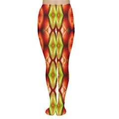 Melons Pattern Abstract Women s Tights by Costasonlineshop