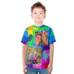 Rainbow Stitch Shirt - Kid s Cotton Tee