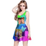 Rainbow Stitch - Reversible Sleeveless Dress