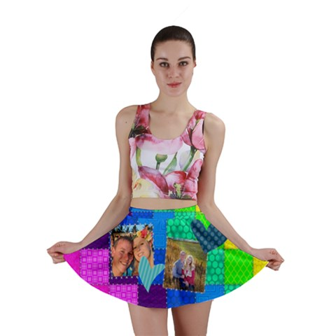 Mini Skirt Skirt Front