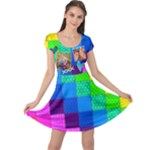 Rainbow Stitch - Cap Sleeve Dress