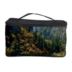 Jiuzhaigou Valley 3 Cosmetic Storage Cases by trendistuff