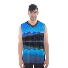 Herbert Lake Men s Basketball Tank Top by trendistuff