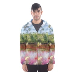 Cano Cristales 3 Hooded Wind Breaker (men) by trendistuff