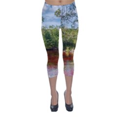 Cano Cristales 3 Capri Winter Leggings