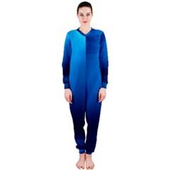 Underwater Sunlight Onepiece Jumpsuit (ladies)  by trendistuff