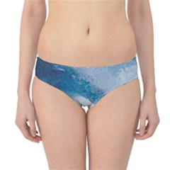 Ocean Wave 2 Hipster Bikini Bottoms by trendistuff