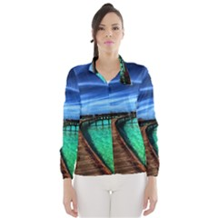 Maldives 2 Wind Breaker (women) by trendistuff