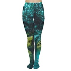 Waitomo Glowworm Women s Tights by trendistuff