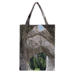 Limestone Formations Classic Tote Bags by trendistuff