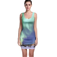 AURORA BOREALIS Bodycon Dresses by trendistuff