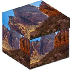 ZION NATIONAL PARK Storage Stool 12   by trendistuff