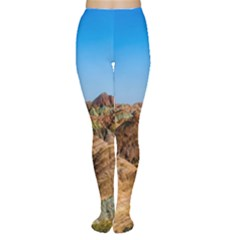 Zhangye Danxia Women s Tights by trendistuff
