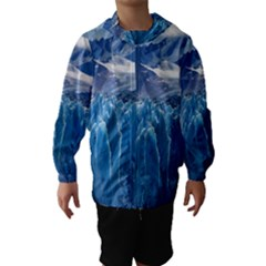 Upsala Glacier Hooded Wind Breaker (kids)