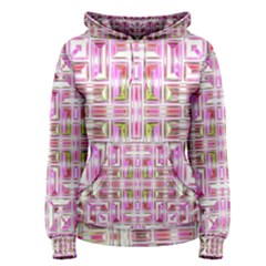 Modern Pattern Factory 01 Women s Pullover Hoodies by MoreColorsinLife