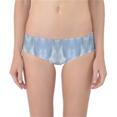 Ice Crystals Abstract Pattern Classic Bikini Bottoms by Costasonlineshop
