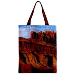Grand Canyon 3 Zipper Classic Tote Bags