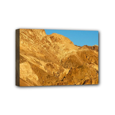 Death Valley Mini Canvas 6  X 4  by trendistuff