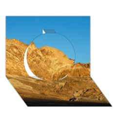 Death Valley Circle 3d Greeting Card (7x5)  by trendistuff