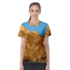 Death Valley Women s Sport Mesh Tees by trendistuff