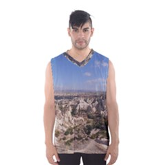 CAPPADOCIA 3 Men s Basketball Tank Top by trendistuff