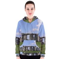 Stonehenge Women s Zipper Hoodies
