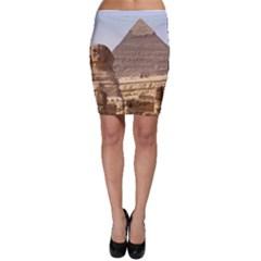 Pyramid Egypt Bodycon Skirts by trendistuff