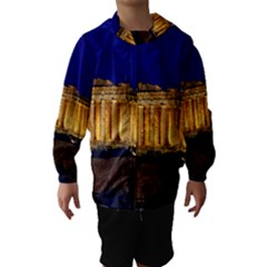 Parthenon 2 Hooded Wind Breaker (kids)