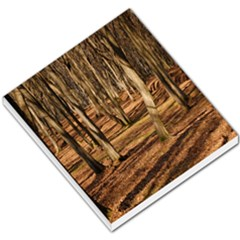 Wood Shadows Small Memo Pads by trendistuff