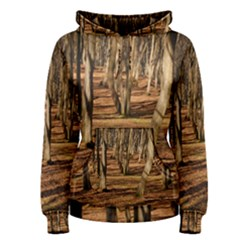 Wood Shadows Women s Pullover Hoodies by trendistuff