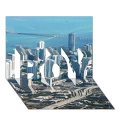 Miami Boy 3d Greeting Card (7x5) by trendistuff