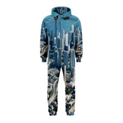 Miami Hooded Jumpsuit (kids)