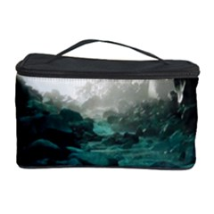 Mendenhall Ice Caves 2 Cosmetic Storage Cases by trendistuff