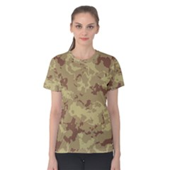 Deserttarn Women s Cotton Tee
