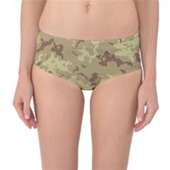 Deserttarn Mid Waist Bikini Bottoms by RespawnLARPer