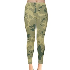 Greencamouflage Women s Leggings