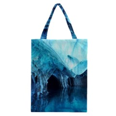 Marble Caves 3 Classic Tote Bags by trendistuff