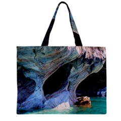 Marble Caves 2 Tiny Tote Bags by trendistuff