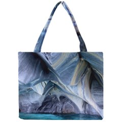 Marble Caves 1 Tiny Tote Bags by trendistuff
