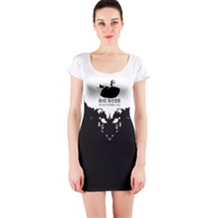 Bigboss Short Sleeve Bodycon Dresses by RespawnLARPer