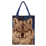 Wolf Classic Tote Bag