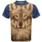 Wolf Men s Cotton Tee 1