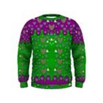The Brightest sparkling stars Is Love Kid s Sweatshirt
