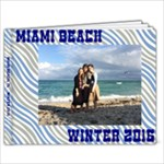 Miami feb 16 - 11 x 8.5 Photo Book(20 pages)
