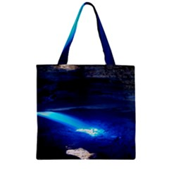 Chapada Diamantina 4 Zipper Grocery Tote Bags by trendistuff