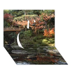 Wakayama Garden Apple 3d Greeting Card (7x5)  by trendistuff