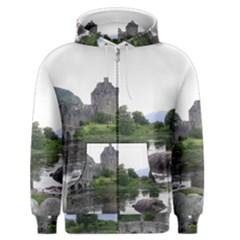 Scotland Eilean Donan Men s Zipper Hoodies by trendistuff